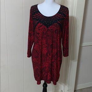 Style & Co. 3/4 sleeve dress
